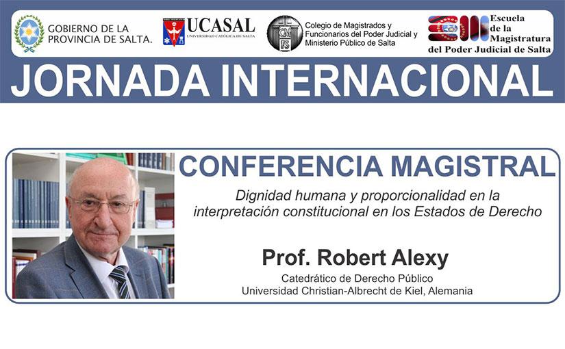 Dignidad Humana y Proporcionalidad en la Interpretación Constitucional en los Estados de Derecho