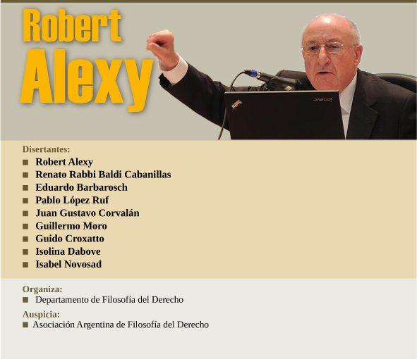 Diálogos con Robert Alexy