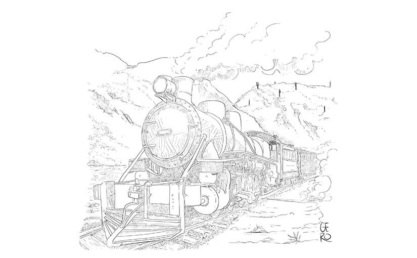 El ferrocarril de Humahuaca
